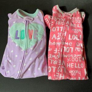 Carter Pajama Lot